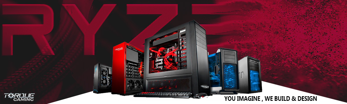 AMD RYZEN AIO Gaming PCs
