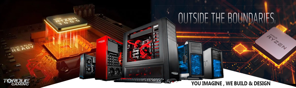 AMD RYZEN 3 Gaming PCs