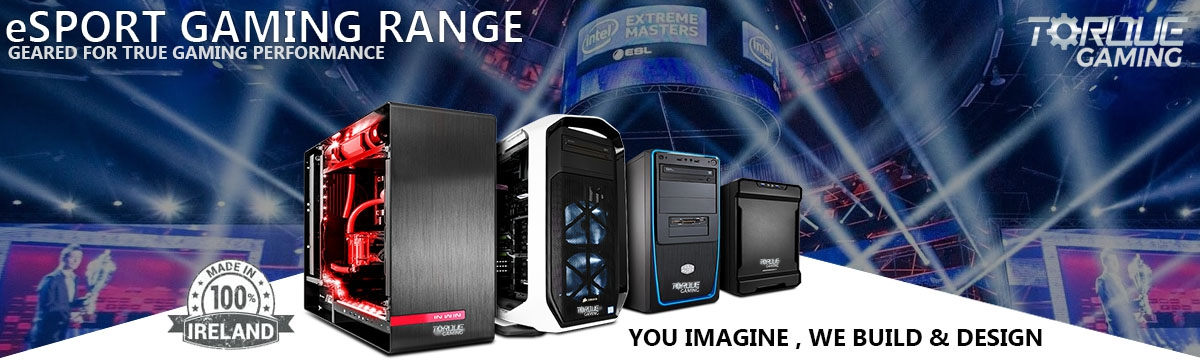 eSports Intel Gaming PCs