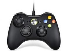 XBOX STYLE USB WIRED GAMING CONTROLLER